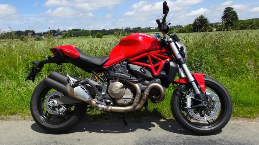 Ducati, marque de moto de David Jazt