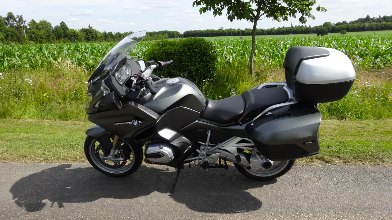 moto BMW R1200RT