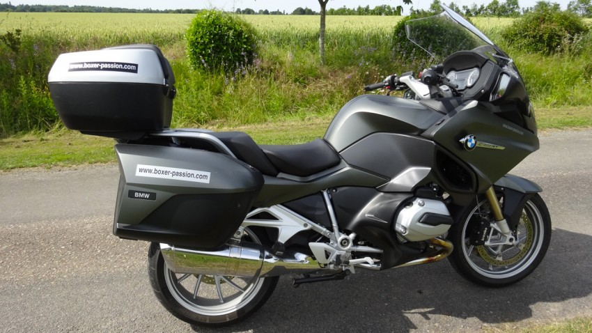moto BMW R1200RT 2015