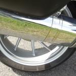 roue mono bras sur le R1200RT