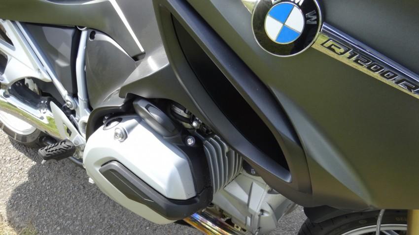 moteur du R1200RT