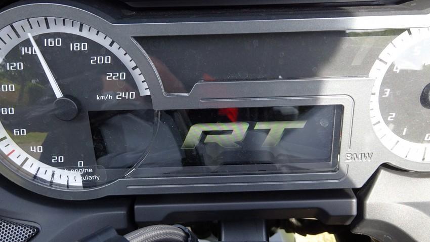 ordinateur de bord sur le R1200RT