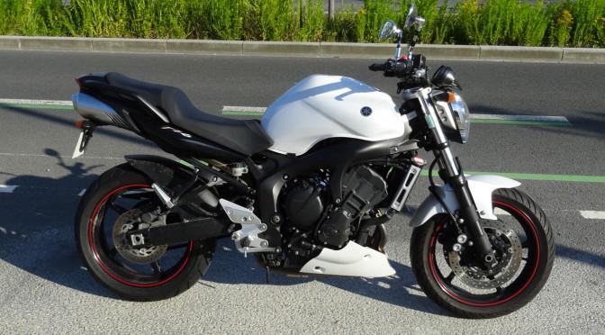 moto FZ6 N S2 98cv à vendre