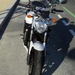 moto idéale en occasion pour s'amuser sur les petites routes