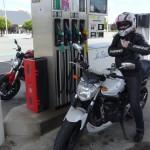 quelle essence dans une moto ?