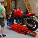 Entretenir sa Ducati sur Rennes