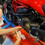 vidange moto sur Rennes à petit prix