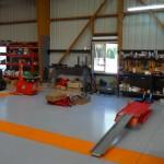garage moto à Rennes