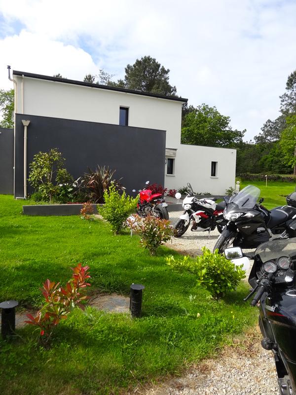 escalade Finistère à Landevennec