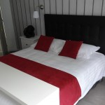 lit king size extra confort à Landevennec