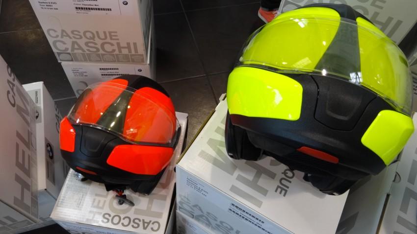 casque moto promo BMW