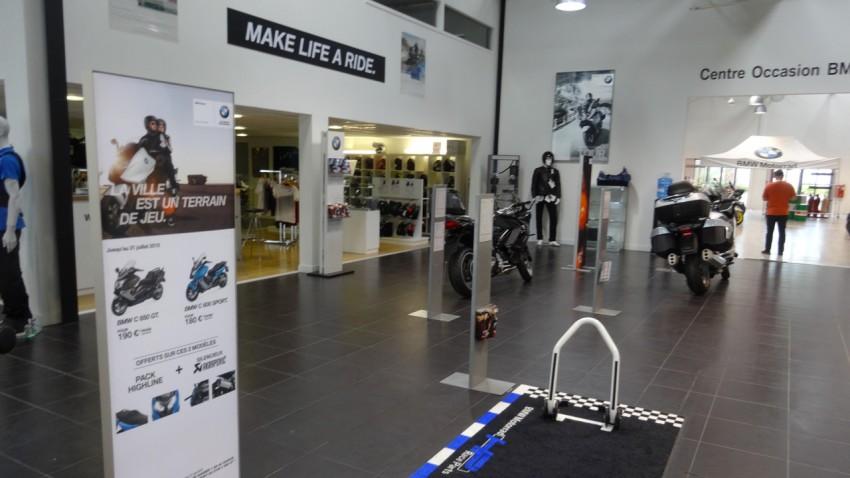 concession moto BMW à Rennes : Boxer Passion