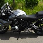 Essai moto R1200RS Bmw