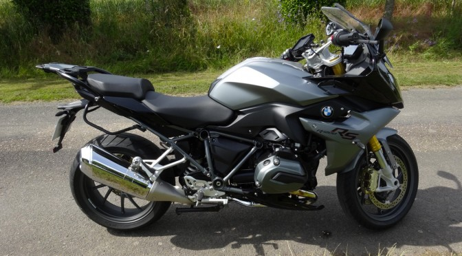 moto BMW : essai du R1200RS