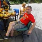 Jérôme de chez City Bike, conseiller Ducati