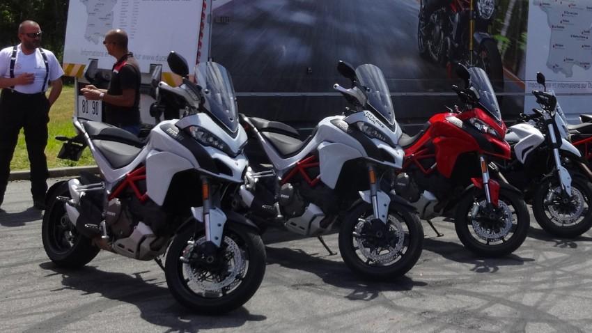 essai moto Ducati Mulstrada 1200