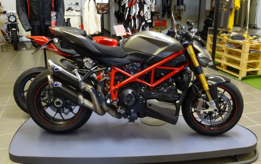 Ducati Streetfighter 2013