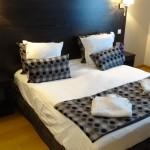 chambre au Seven Urban Suites de Nantes