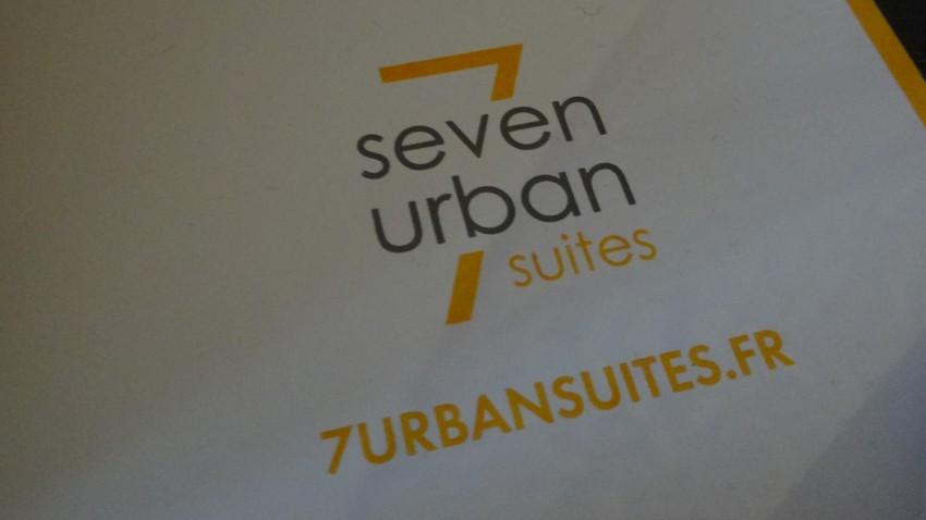 Seven Urban Suites à Nantes