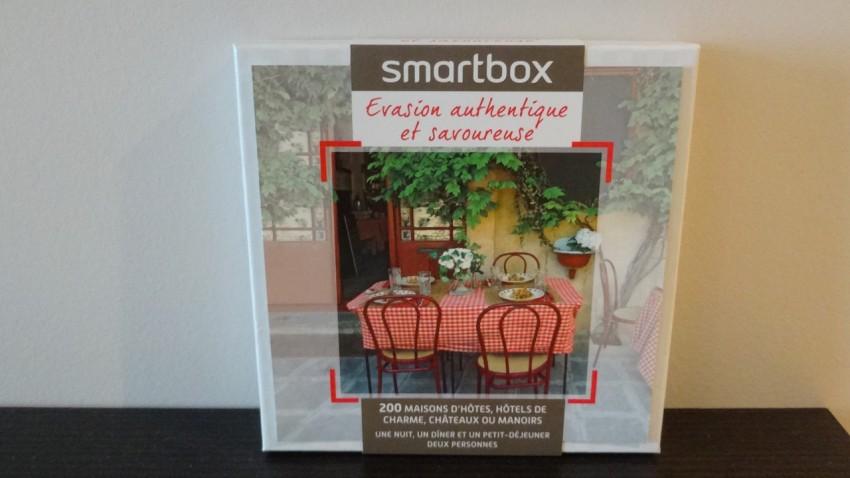 Coffret SmartBox offert par Mediaveille