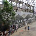 La galerie des machines à Nantes