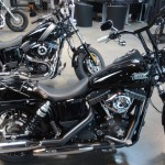 Harley Davidson Street Bob à Rennes