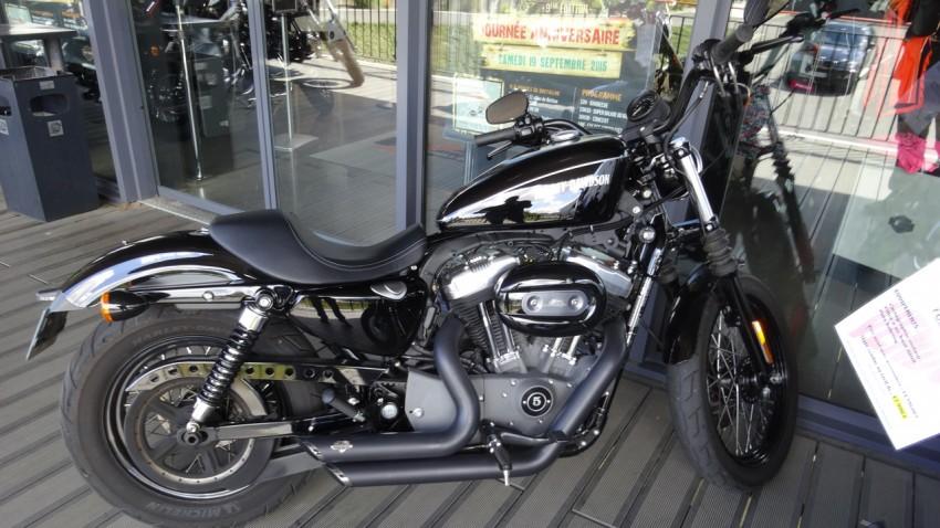 Harley Davidson Rennes : Nightster 1200
