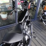 comportement du 1200 Nightster