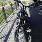street bob d'occasion à Rennes chez Harley Davidson