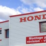 Concession moto Honda à Rennes