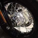 roue à rayon sur le Forty Eight