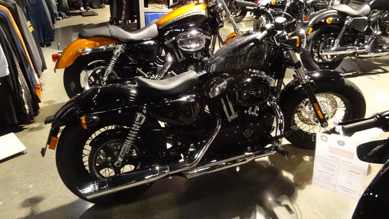 Harley Davidson Forty Eight