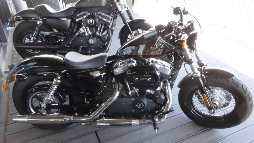 Harley Davidson à Rennes