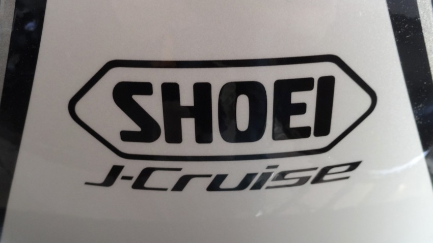 Shoei J-Cruise noir