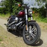 moto Harley Davidson de David Jazt