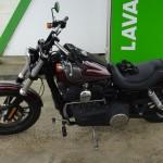 Harley Davidson à Dinan