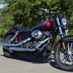 moto Harley Davidson Rennes avec Jazt.com
