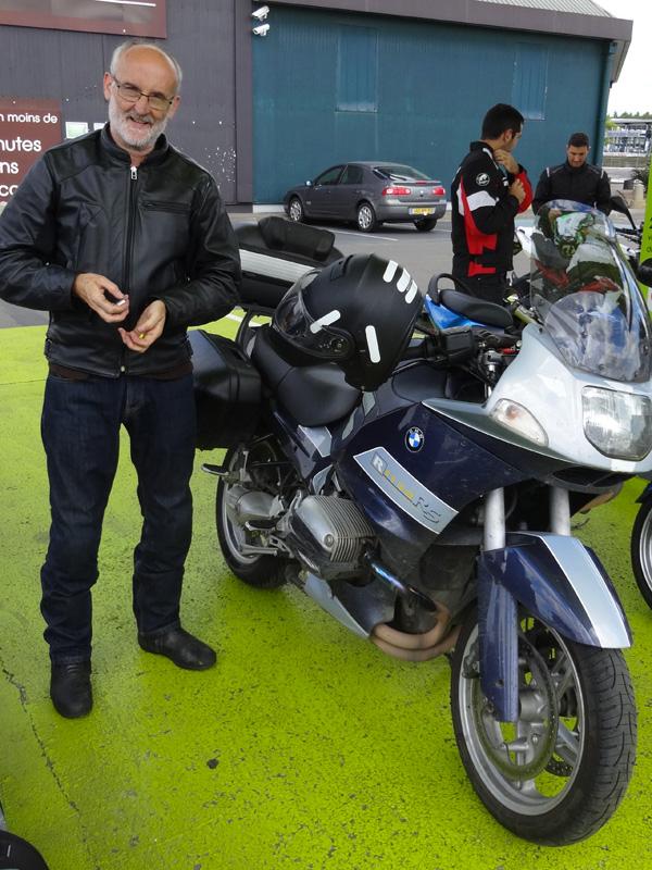 Jean-François en BMW