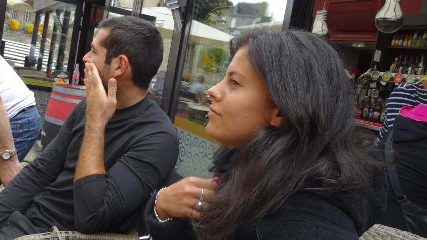 Romain et Mélodie
