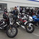 groupe de motard à Rennes