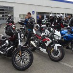 groupe de motard