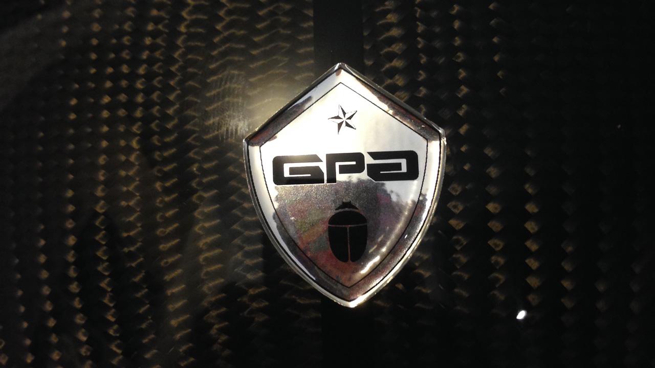 GPA : casque moto harley Davidson