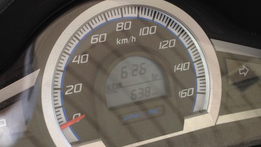 638km au compteur