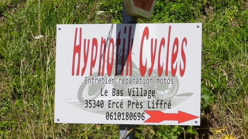 Hypnotik Cycles à Ercé près de Liffré