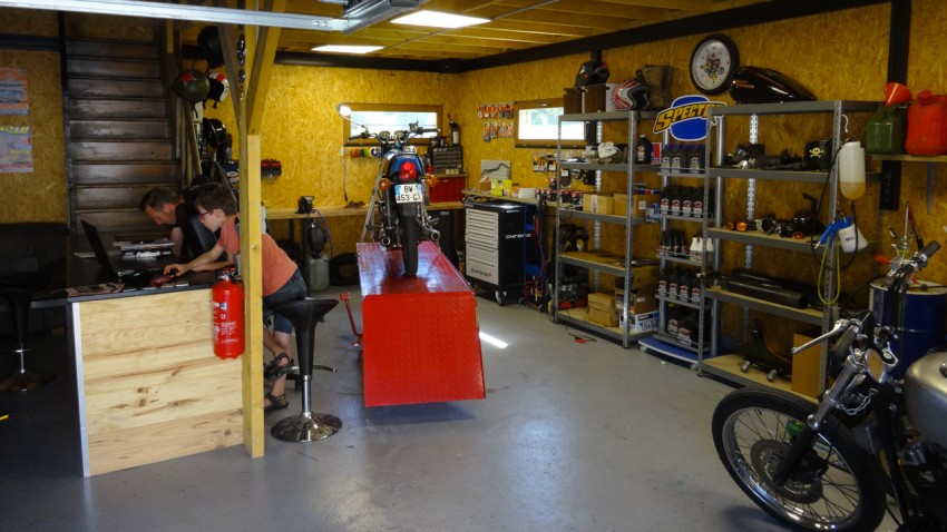 atelier Hypnotik Cycles à Rennes