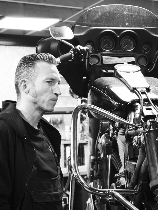 Préparateur Harley Davidson à Rennes
