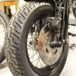 pneu moto Harley
