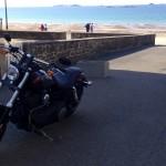 Harley Davidson de M. Jazt à St Malo