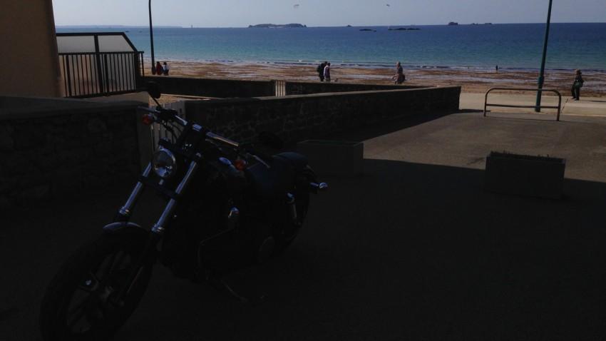 harley davidson à Saint-Malo