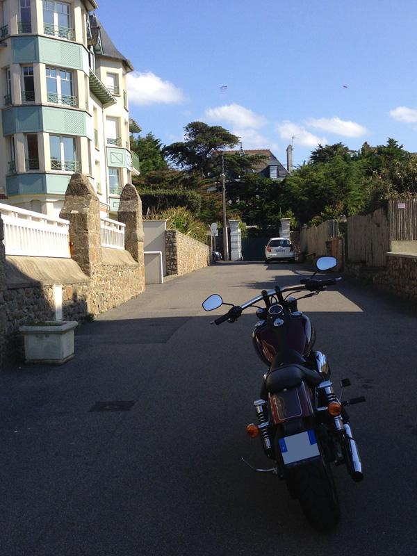 moto Harley Davidson 103ci